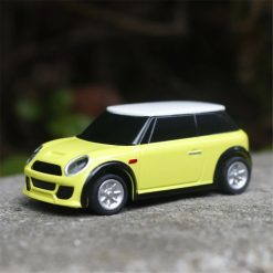 Turbo Racing 1/76 mini car,light yellow middle