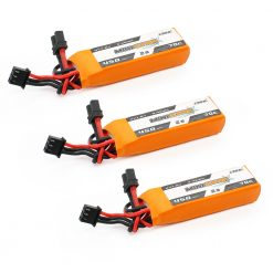 CNHL MiniStar 7.4V 2S 450mAh 70C LiPo Micro Battery - XT30