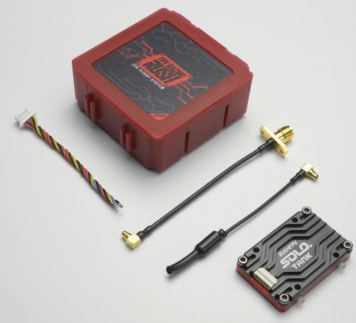 RUSHFPV RUSH SOLO TANK II 5.8GHz 1.6w VTX w/ Smart Audio