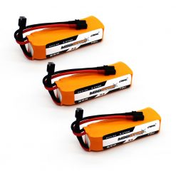 3Packs CNHL ministar Series 550mAh