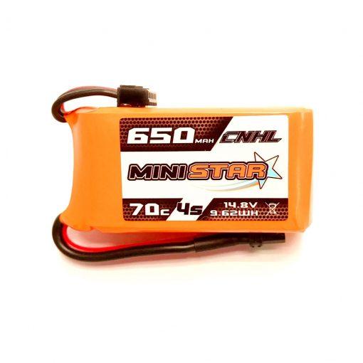 CNHL MiniStar 14.8V 4S 650mAh 70C