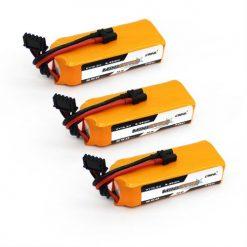 3Packs CNHL MiniStar HV 550mAh