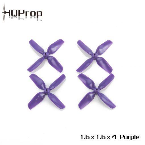 HQ 1.6 x 1.6 x 4 Purple