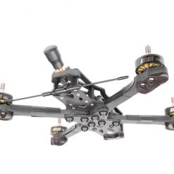 ImpulseRC Apex 5″ Quadcopter Frame Back view