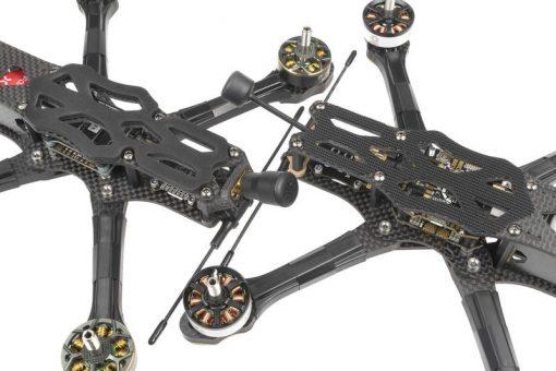 ImpulseRC Apex 5″ Quadcopter Frame DJI