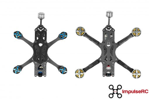 Impulserc 3 inch Carbon frame UK