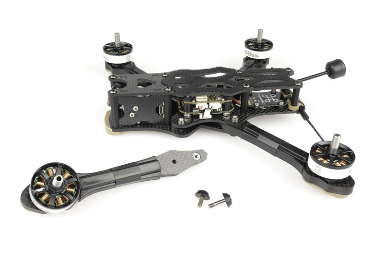 ImpulseRC Apex 5″ Quadcopter Frame easy matainence